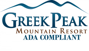 Greek Peak Accessibility Logo
