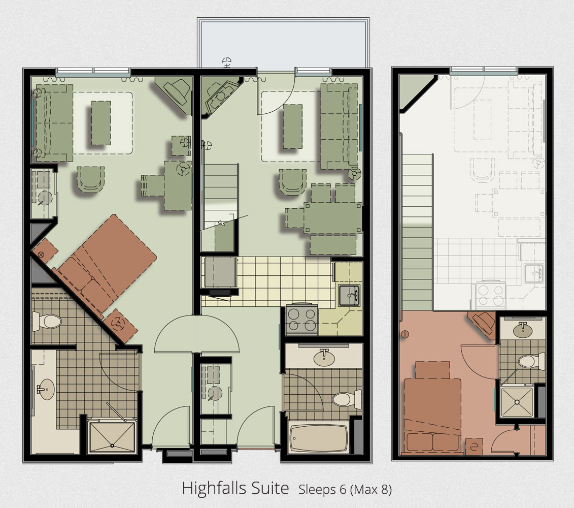 Floor plans greek peak vacation ownership - 2 bedroom 2 bath apartments in las vegas ...