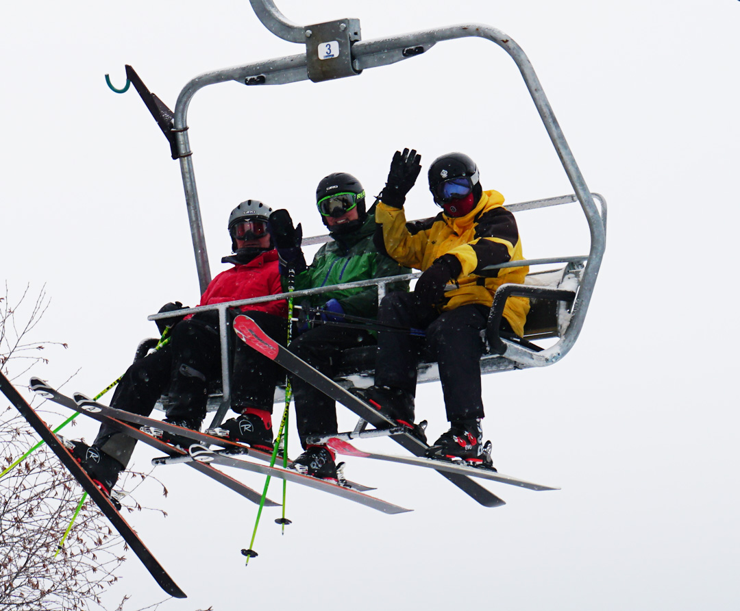 Free All Day lift ticket with donation at Greek Peak Mountain