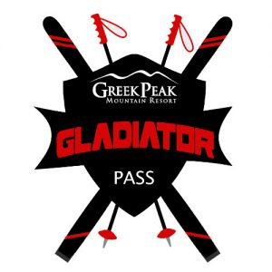 Gladiator Season Pass Logo