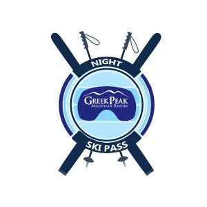Night Ski Pass - Night Only Season Pass Logo