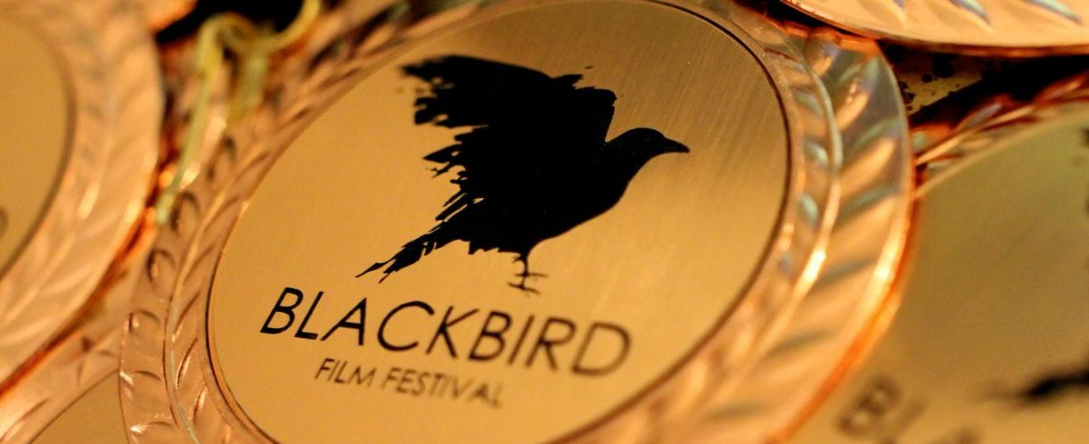 Blackbird Film Festival - image with bird on logo