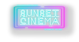 Sunset Cinema - part of the Blackbird Film Festival at Greek Peak Outdoor Cinema