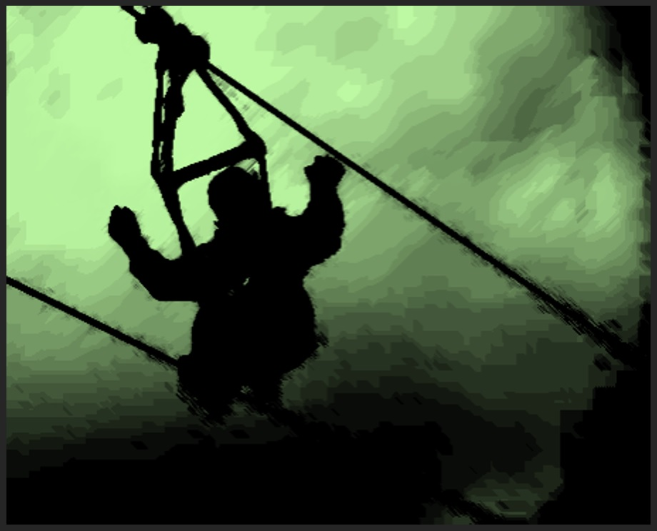 Freak at the Peak - Zombie Zipline Tours - Friday and Saturday, October 15, & 16, 6-10PM, $45, Call 866-376-3907
