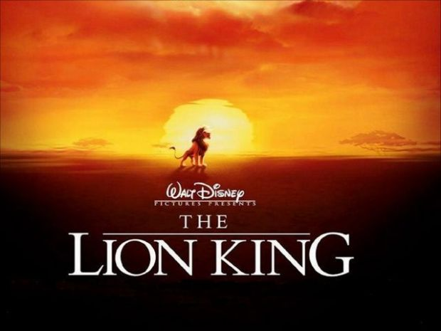 Disney's Lion King Movie Poster for Movies on the Mountain at Greek Peak Mountain Resort
